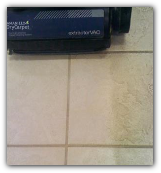 Carpet Cleaning Amarillo - Tile & Grout Cleaning