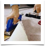 carpet repair by amarillo dry carpet cleaning
