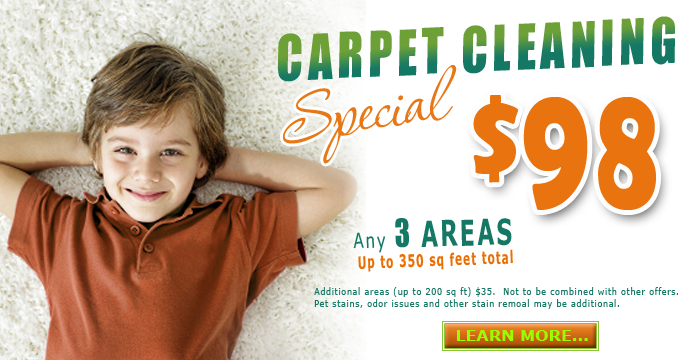 amarillo dry carpet cleaning - $98 special