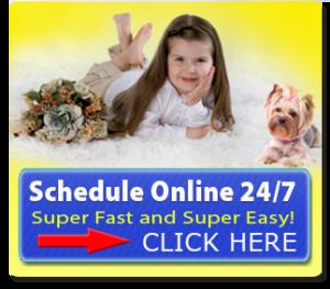 Carpet Cleaning Amarillo - Schedule Online 24/7