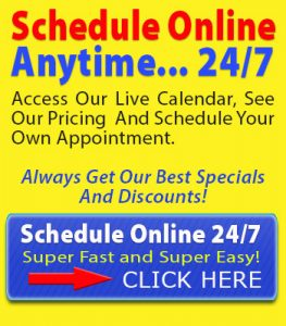 concrete cleaning & polishing - schedule online