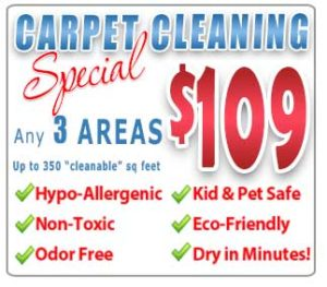 carpet cleaning special - Amarillo TX