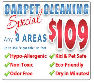carpet cleaning special - Amarillo TX