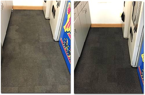 commercial carpet and tile cleaning - Amarillo TX
