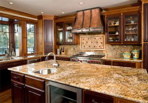 granite countertop polishing and sealing - Amarillo, TX