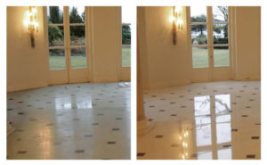 marble floor cleaning and polishing services - Amarillo tx