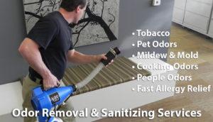 odor removal amarillo tx