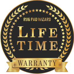 rug pad warranty