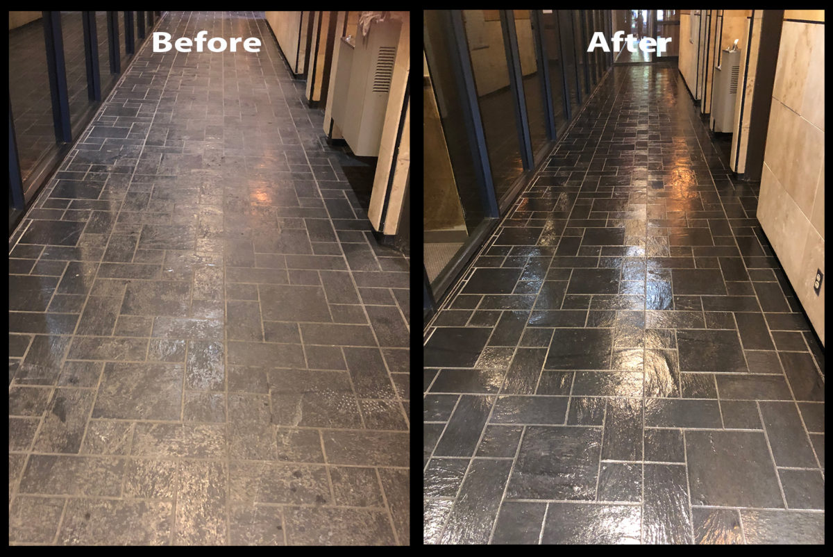 commercial tile cleaning service Amarillo Tx