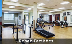 rehab center disinfection and sanitizing services