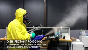professional disinfection services - Amarillo TX