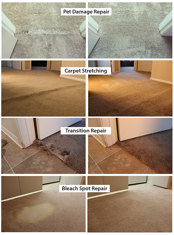 expert carpet repair amarillo tx