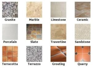 Types of Tile Flooring We Clean at Amarillo DryCarpet Services
