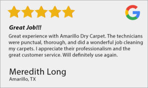 Amarillo DryCarpet Cleaning Reviews